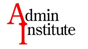 official logo for the Admin Institute