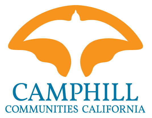 official logo for Camphill Communities California