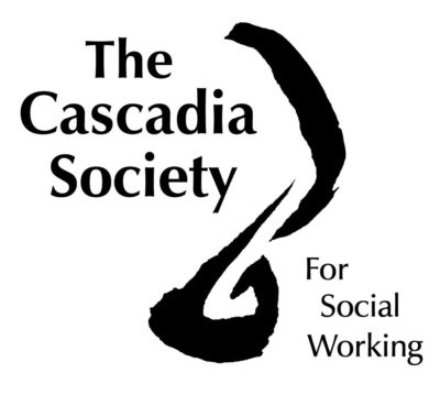 official logo for the Cascadia Society